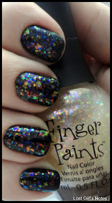 finger paints twisted