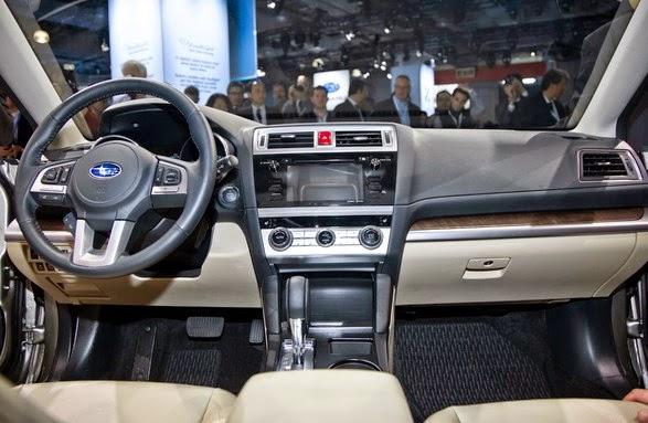 2016 Subaru Outback Release