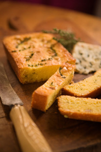 Polenta Bread | Cook'n is Fun - Food Recipes, Dessert ...