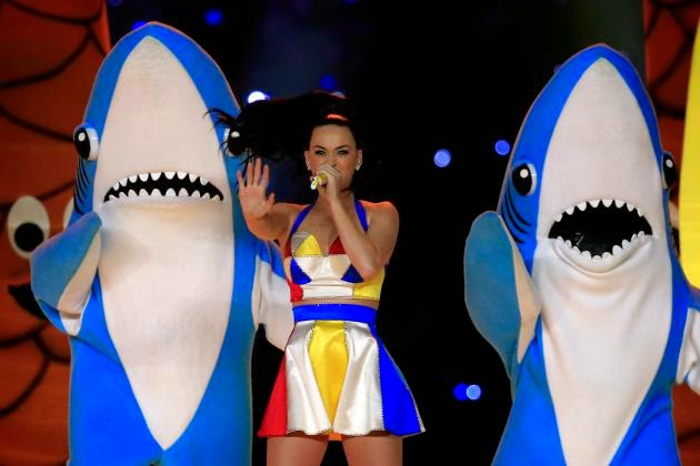 Now THIS is what we call jumping the shark!