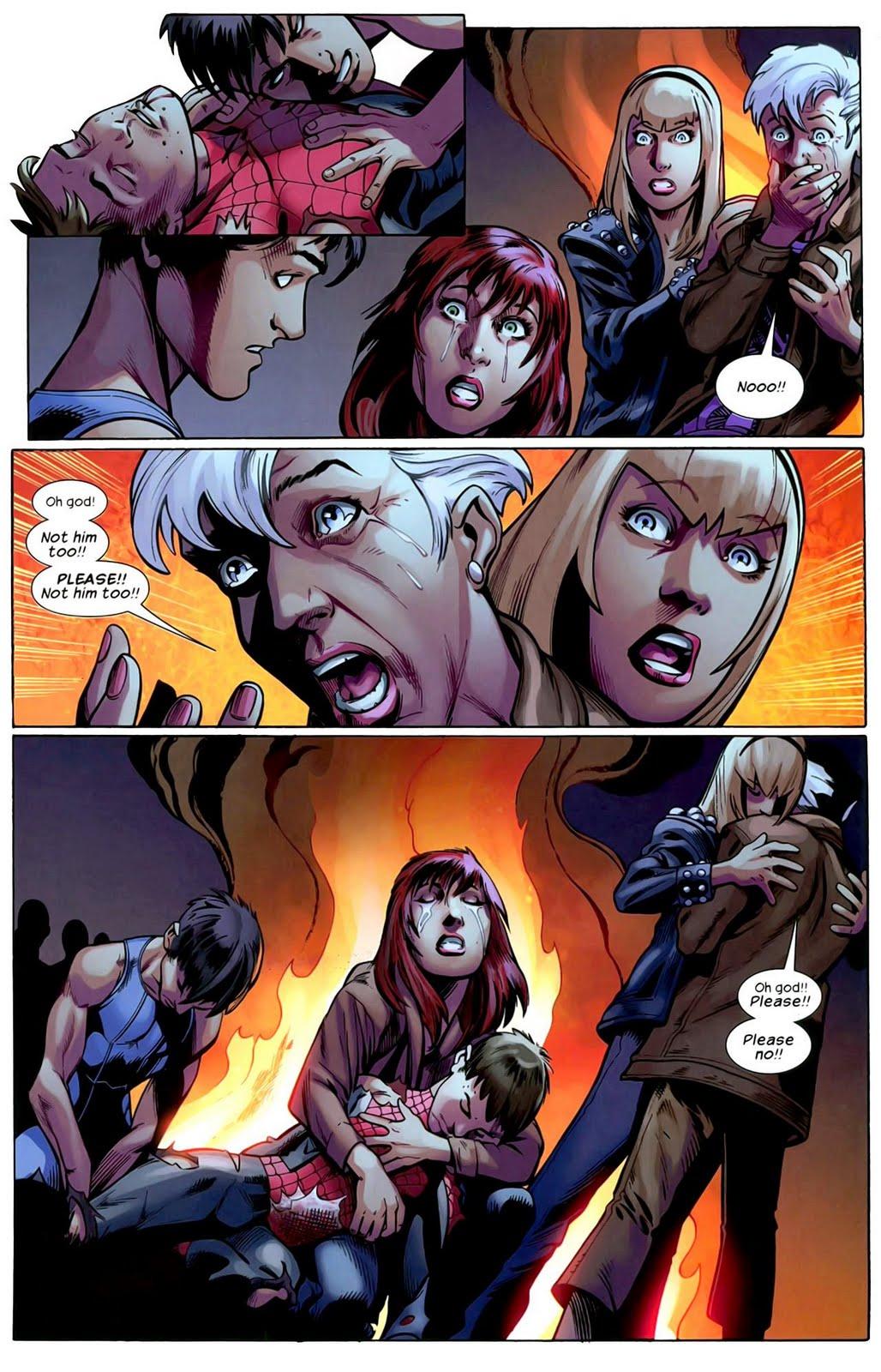 Ultimate spiderman 160 page31 jpg