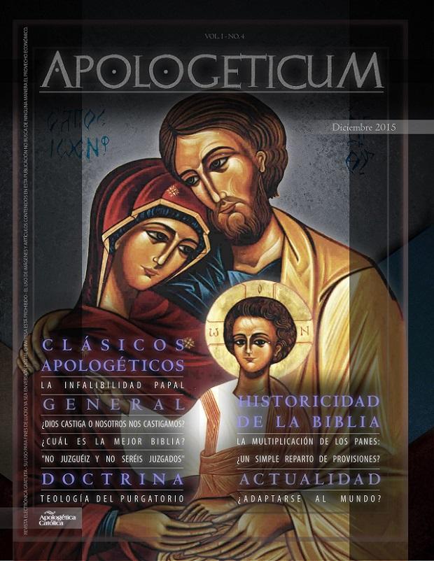 Revista Apologeticum - Diciembre 2015