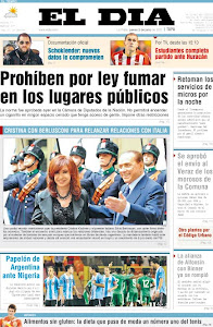 DIARIO EL DIA DE LA CIUDAD DE LA PLATA