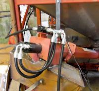 hydraulic repair - hoses
