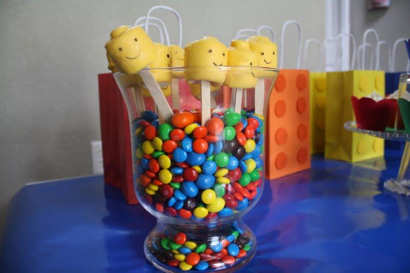 Lego party | Farmish Momma