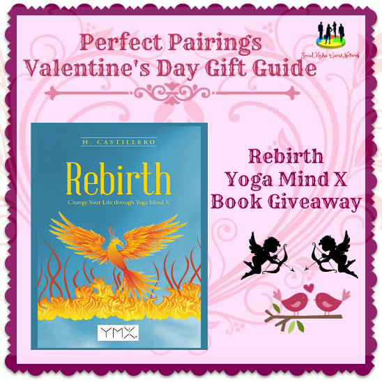 Rebirth Yoga Mind X Book Giveaway