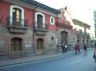 Casa Corolada de Santiago de Chile, Museo de Santiago, Santiago de Chile, Chile, vuelta al mundo, round the world, La vuelta al mundo de Asun y Ricardo