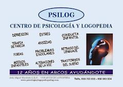 PSILOG  CENTRO DE PSICOLOGÍA Y LOGOPEDIA