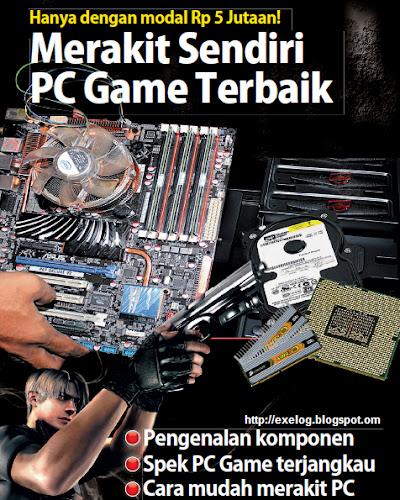 Ebook Merakit PC Game