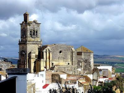 Iglesia de San Pedro en Arcos de la Frontera - que visitar