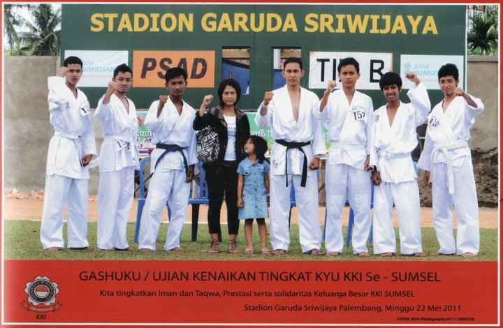 Kushin Ryu M Karate-do Indonesia