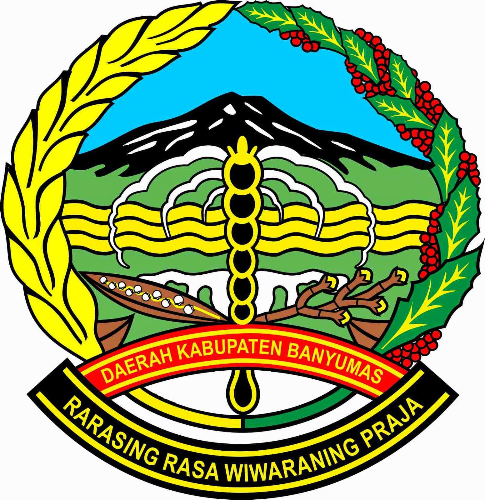 subkie sidik lambang kabupaten banyumas