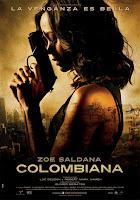 Cartel de la película Colombiana