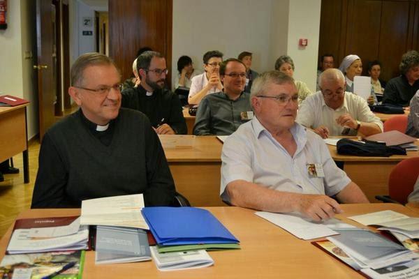 Ryszard Szmydki en la Asamblea de OMP España y Jornadas Nacionales de Delegados de Misiones