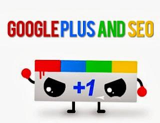 SEO and Google+ reality
