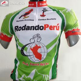 Jersey de RodandoPerú 2014