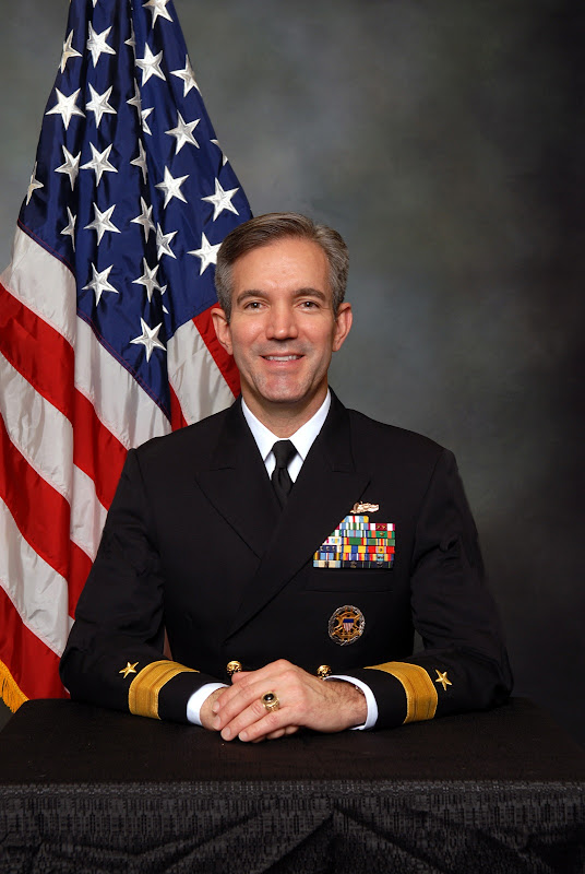 Rear Admiral Christopher J. Paul