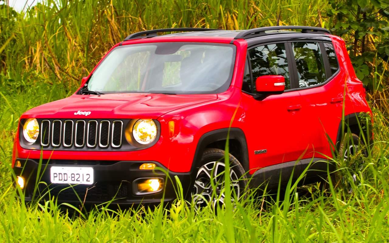 Jeep Renegade - Brasil