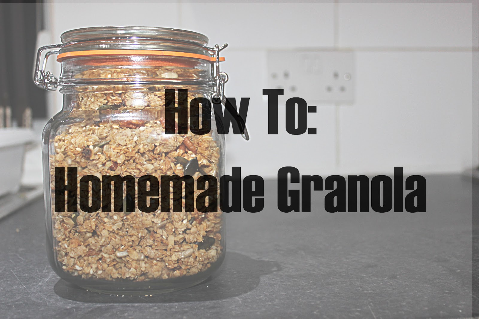 Recipe: How to make your own granola