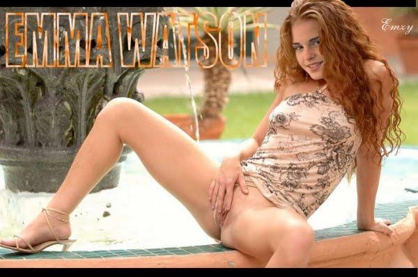 Порно фото голой Эммы Уотсон попали в сеть