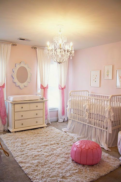 Diseño de Habitaciones para Bebés con Cunas