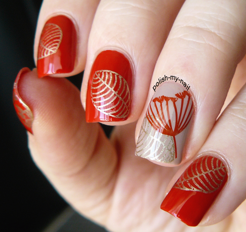 Born Pretty Store Blog November Gorgeous Nail Art Designs Show 2