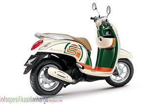Harga Honda Scoopy i S12 Motor Matic Terbaru 2012 | Info Harga dan ...