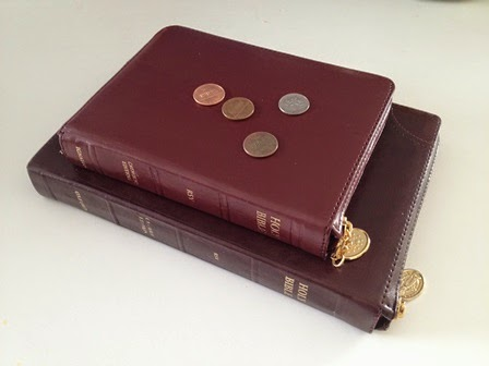 Compact Nrsv Ce Go Anywhere Bible By Harper Collins Lots Of Pics