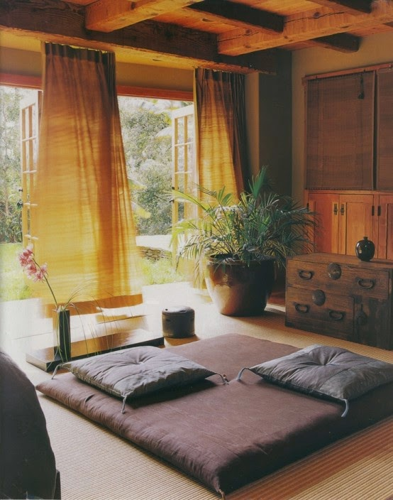 create a home meditation room