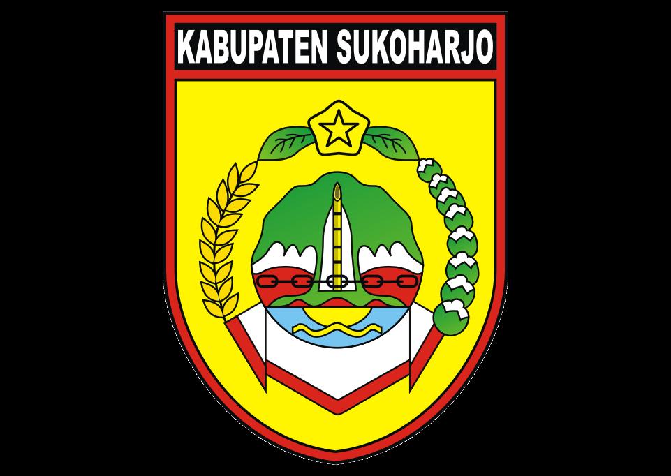 Kabupaten Sukoharjo Logo Vector download free