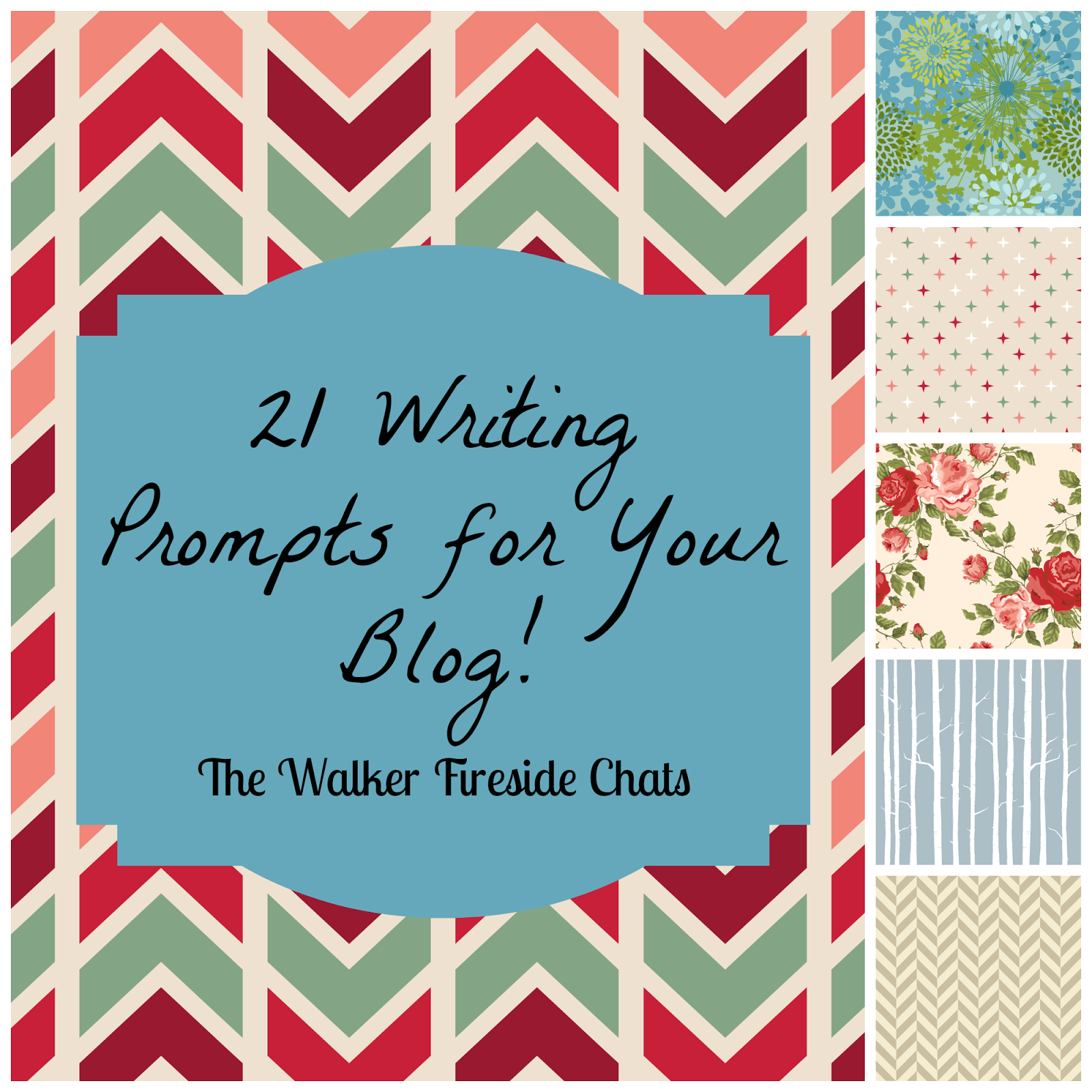 Blog Writing Prompts