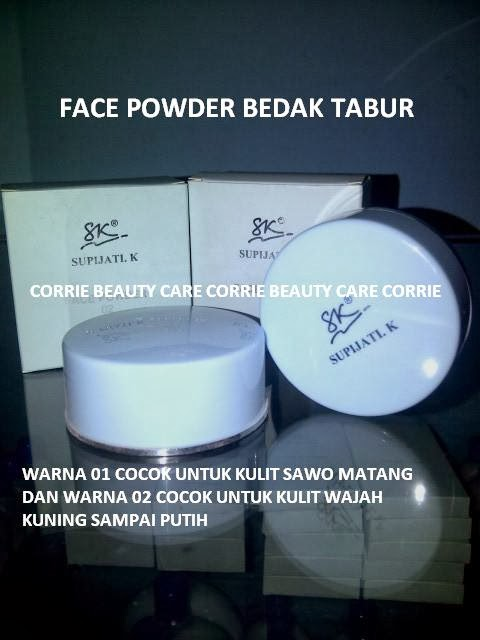 FACE POWDER (BEDAK TABUR)