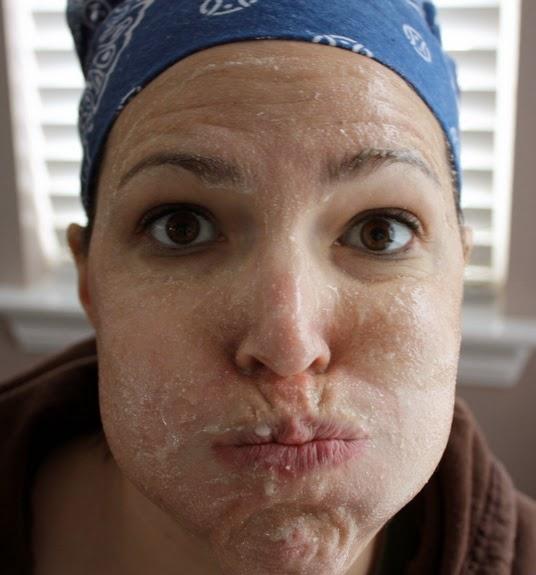 Mascarillas naturales para la cara con Recicla Inventa