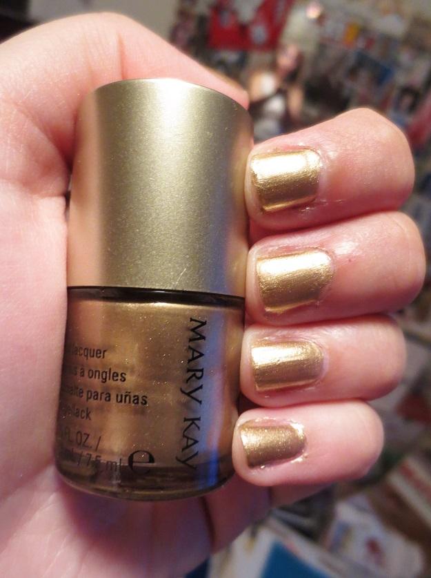 Vibrant, Vivacious, Veracious Beauty Blog: Nail of the Day: Mary Kay ...