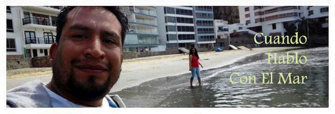 Cuando hablo con el mar