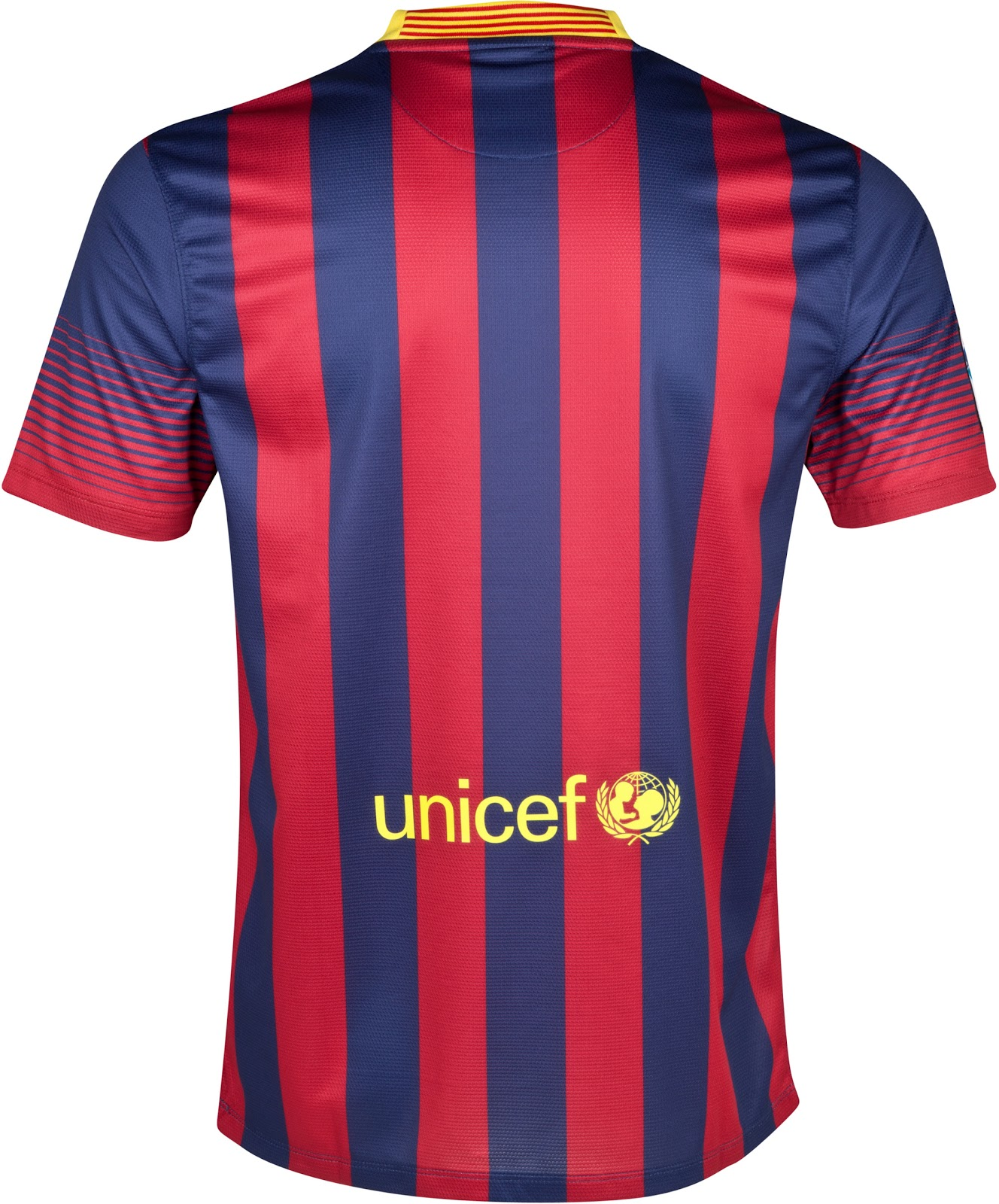 Fc barcelona 13 14 home away kits released third kit info footy