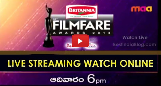 idea filmfare awards watch online