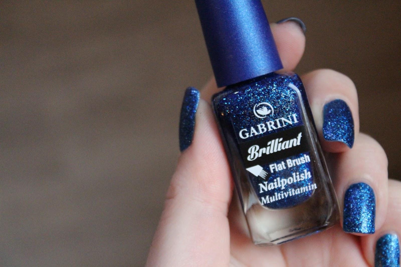 Povoljan, odličan #1: Gabrini Brilliant lak za nokte u nijansi B13