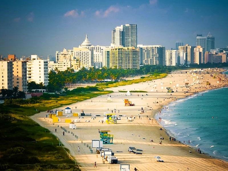 Pantai-Miami-Florida
