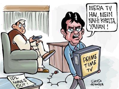 IPL 2009 Funny Cartoons (6)
