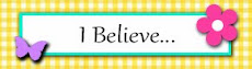 I Believe... header