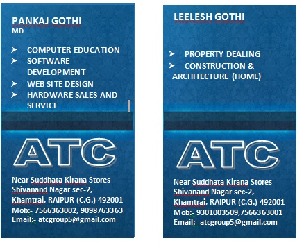 ATC Community Business Card