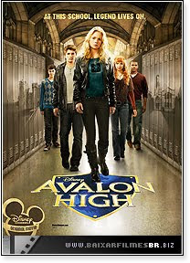 avalonhighadlow Avalon High   Legendado