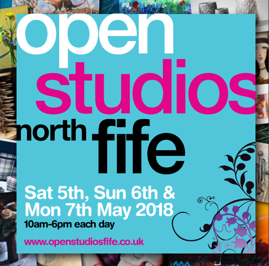 Open Studios North Fife 2018