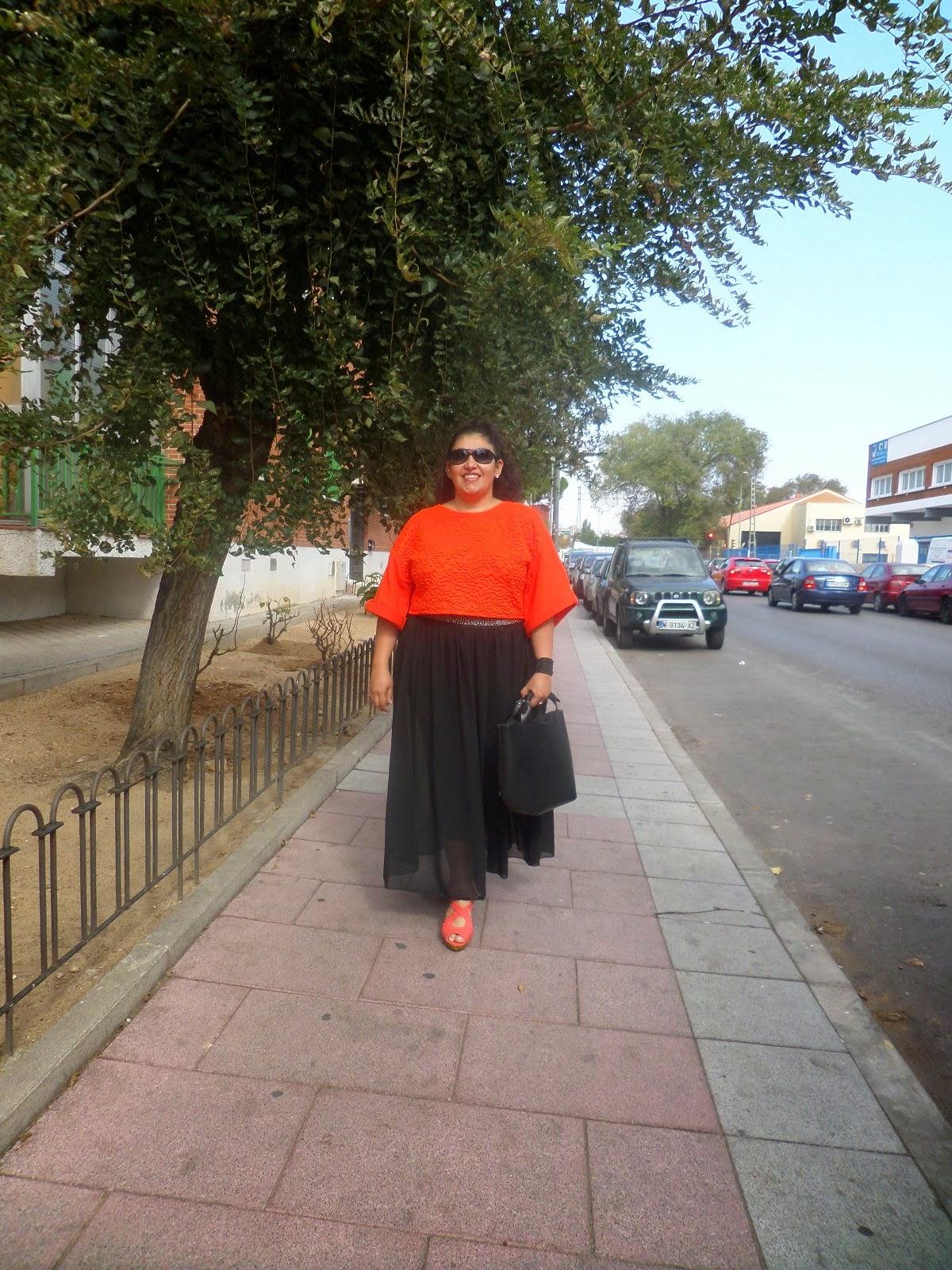 blogger tallas grandes