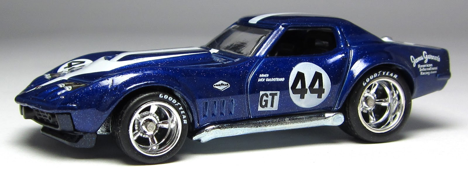 the Lamley Group  Model of the Day  Hot Wheels Racing James Garner
