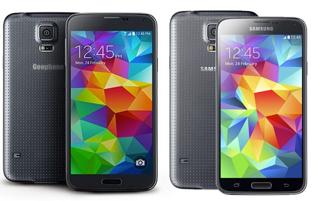 Goophone S5 Clone of Galaxy S5
