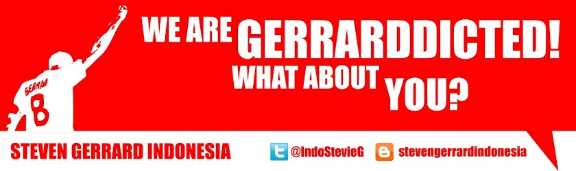 Steven Gerrard Indonesia