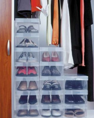 Oficjalny blog sklepu zebra o przechowywaniu but w s w kilka - Scatole scarpe ikea ...