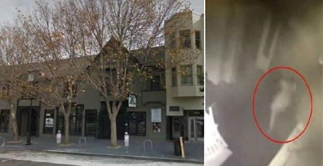 Κάμερα ασφαλείας κατέγραψε φάντασμα μικρού κοριτσιού σε εστιατόριο που πριν ήταν νεκροτομείο